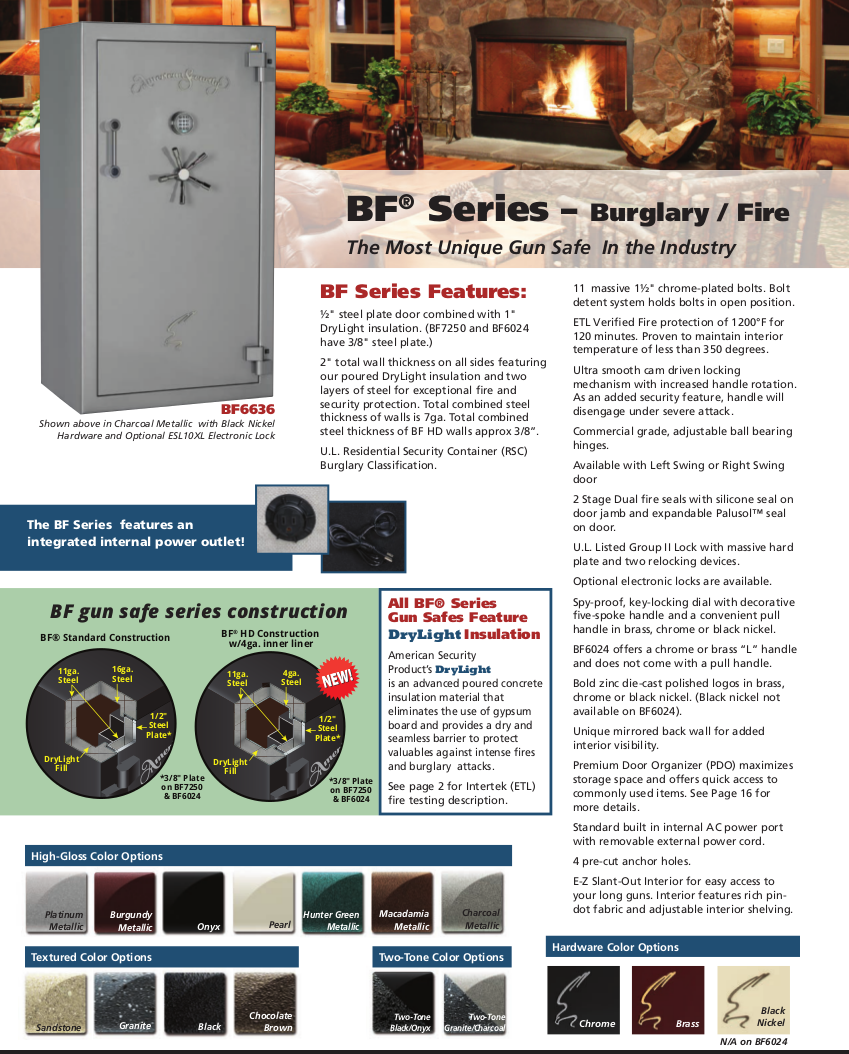American Security Safes